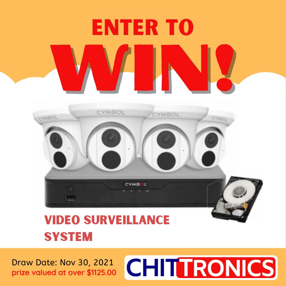 We're Celebrating!  Enter to WIN!